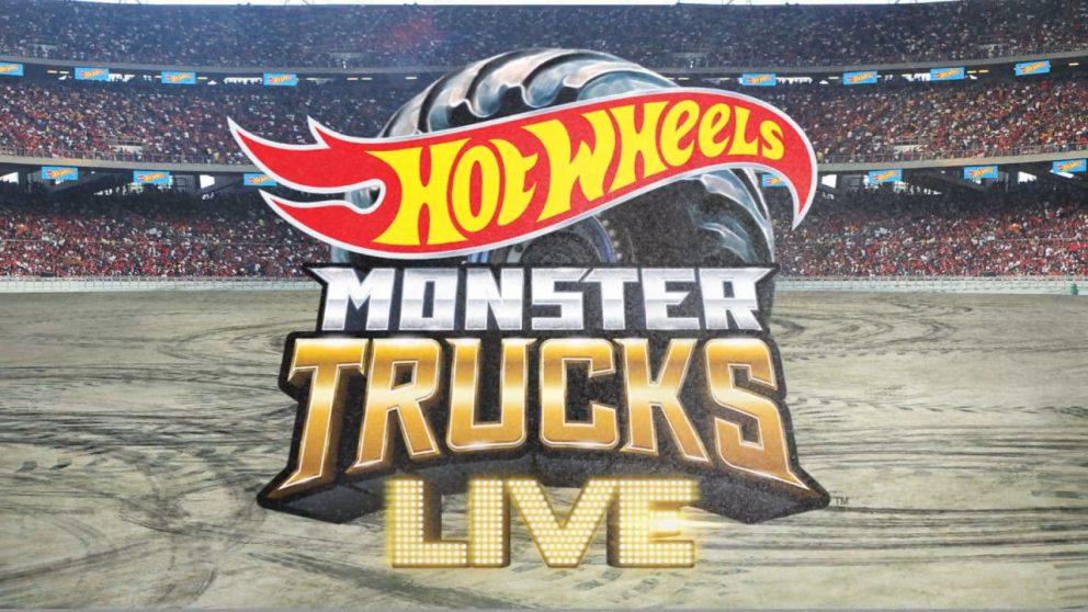 Announcing Hot Wheels™ Monster Trucks Live