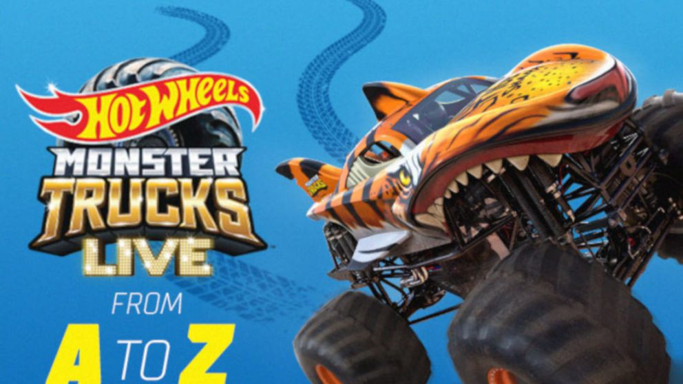 From A to Z, What to to Expect at Hot Wheels Monster Trucks Live