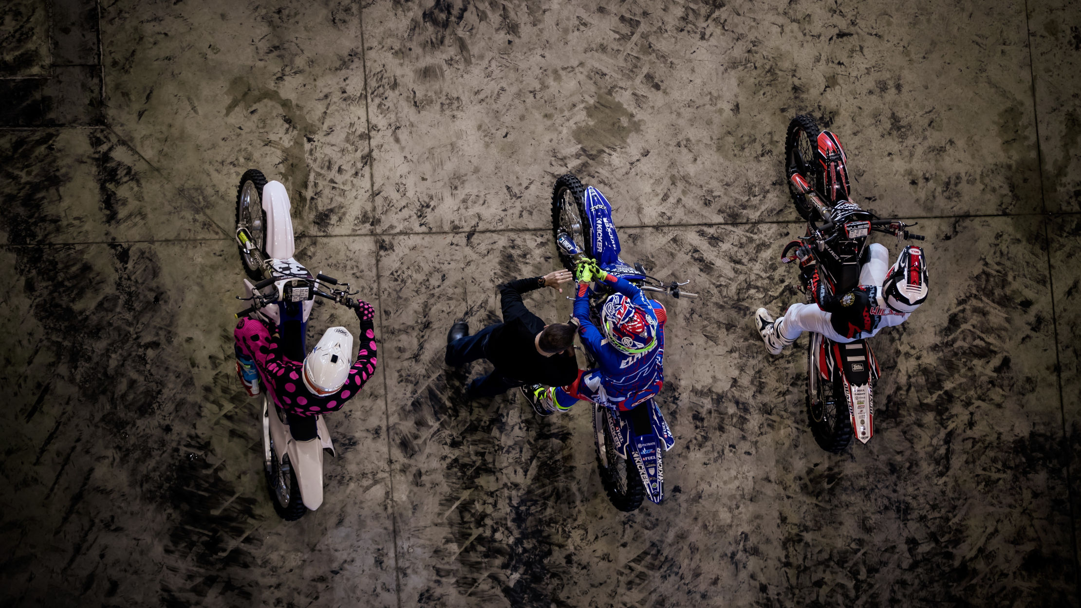 FMX Riders