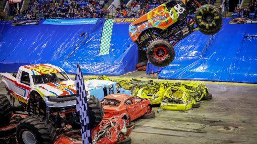 Demo Derby & Hot Wheels Racing #1
