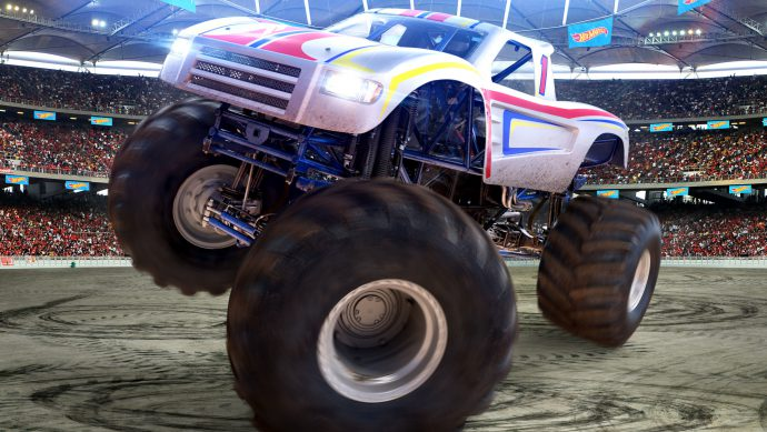 Toyota San Antonio Tx >> Hot Wheels Monster Trucks Live