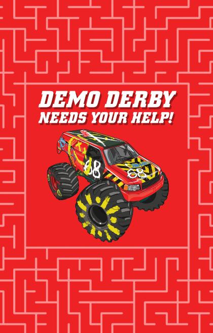 Puzzle Maze Demo Derby