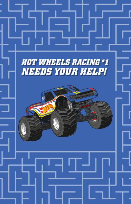 Puzzle Maze Racing 1