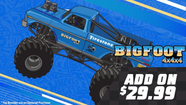 Sales Pack Bigfoot